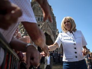 Brigitte Macron Francja polityka