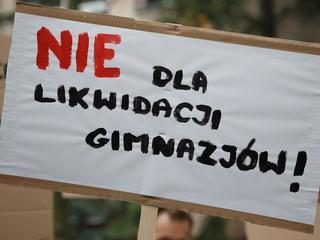 Lekcje buntu, czyli protest w obronie gimnazjów