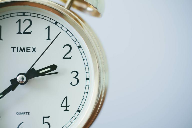 zegar czas godzina