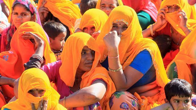 Indie, kobiety