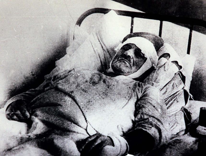 W pogromie kieleckim zginęło 40 osób, a 35 osób zostało rannych.