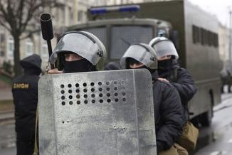 Łukaszenka znów brutalnie rozprawia się ze swoimi obywatelami