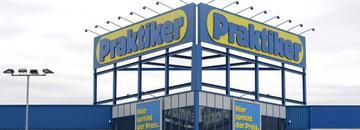 File picture shows the German do-it-yourself retailer Praktiker in Hamburg