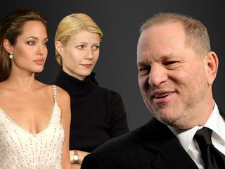 Seksskandal w Hollywood. Wśród ofiar m.in. Angelina Jolie i Gwyneth Paltrow