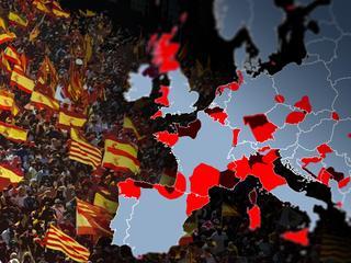 Nie tylko Katalonia. Wszystkie separatyzmy w Europie