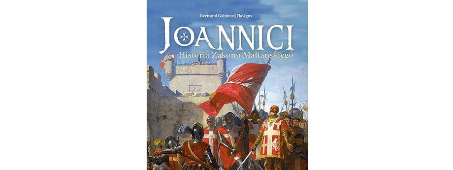 Joannici, okładka