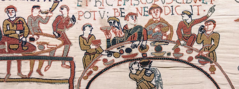 uczta średniowieczna średniowiecze