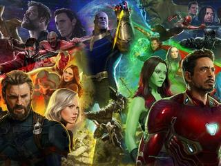 """Nowi """"Avengersi"""" zarobili miliard dolarów w niecałe dwa tygodnie"""