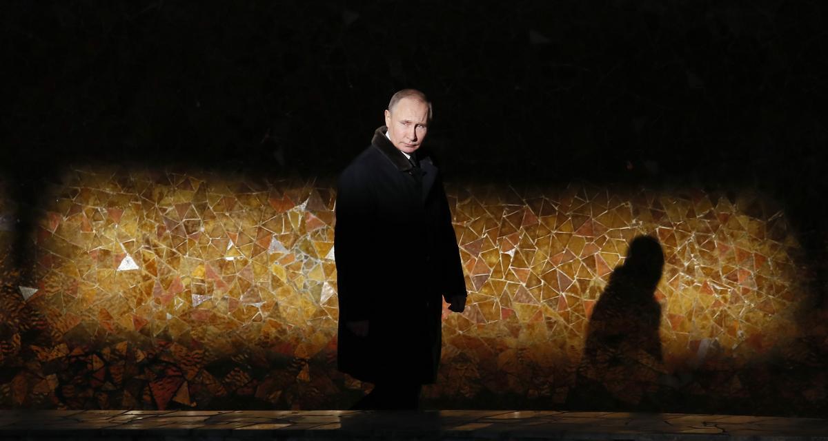 Nowa sześciolatka Putina