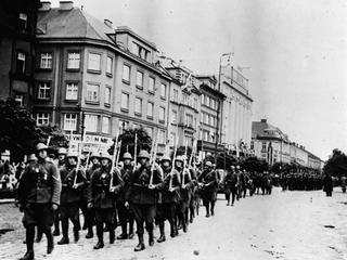 Dlaczego wywiad II RP wysłał do Czechosłowacji kilkuset terrorystów?