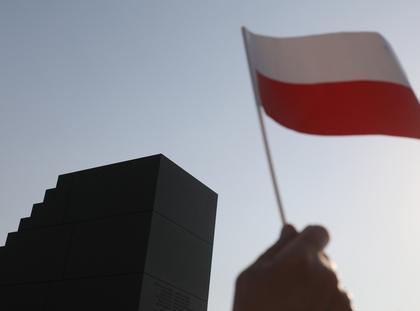 odsłonięcie pomnika katastrofy smoleńskiej pomnik katastrofy smoleńskiej