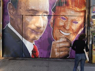 Bracia Trump i Putin