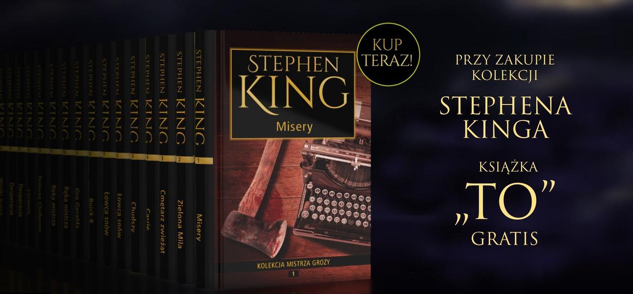 Stephen King kolekcja