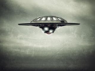 ufo kosmici kosmos kosmita latający spodek