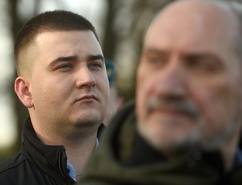Antoni Macierewicz, Bartłomiej Misiewicz