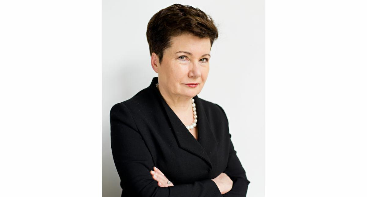 Hanna Gronkiewicz-Waltz.