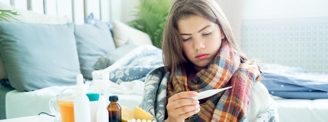 Przeziębienie grypa