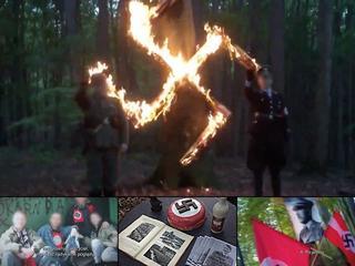 Zorganizowali urodziny Hitlera. Zostali zatrzymani