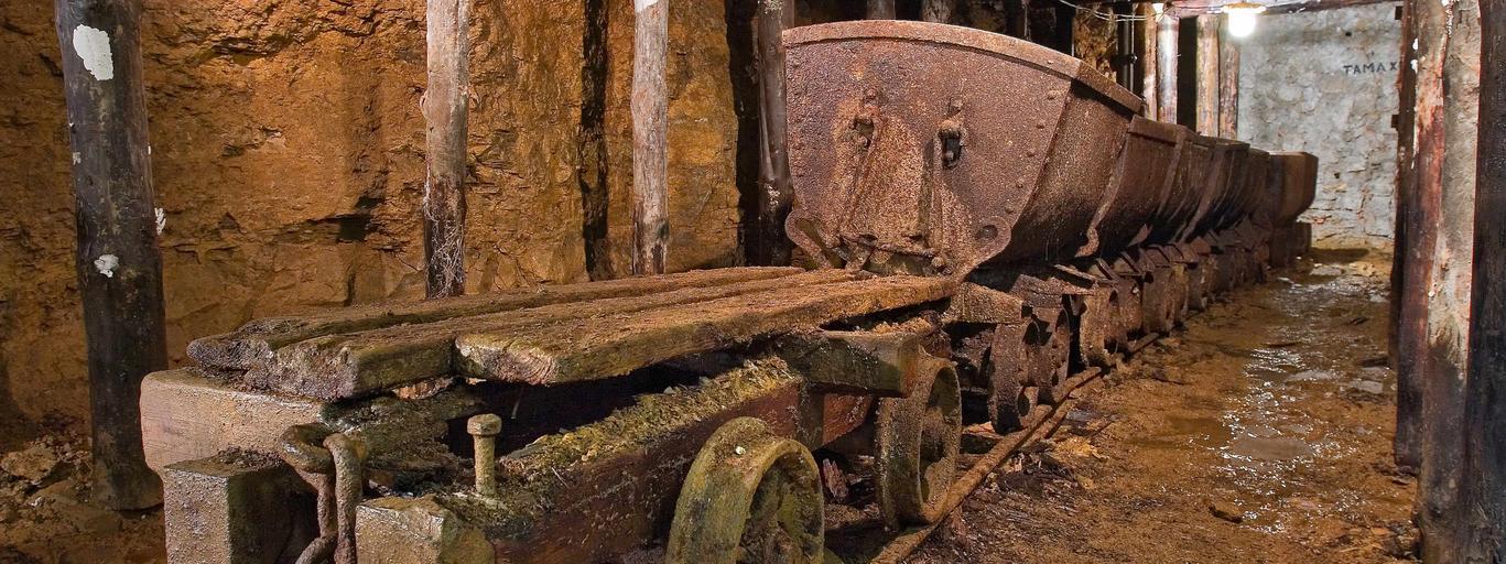 Tarnowskie Góry - kopalnia