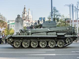 Moskwa drży od czołgowych gąsienic. Ale nie to 9 maja jest najciekawsze