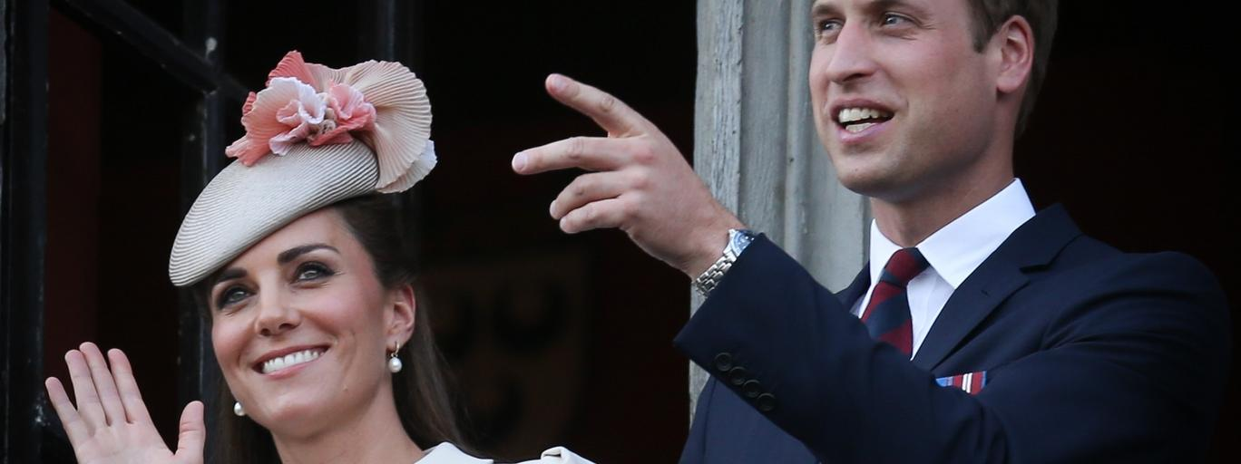 Kate Middleton książe William