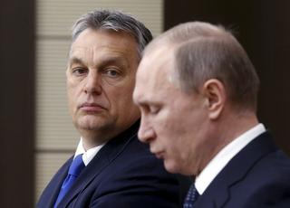 Orbán, Putin – dwa bratanki