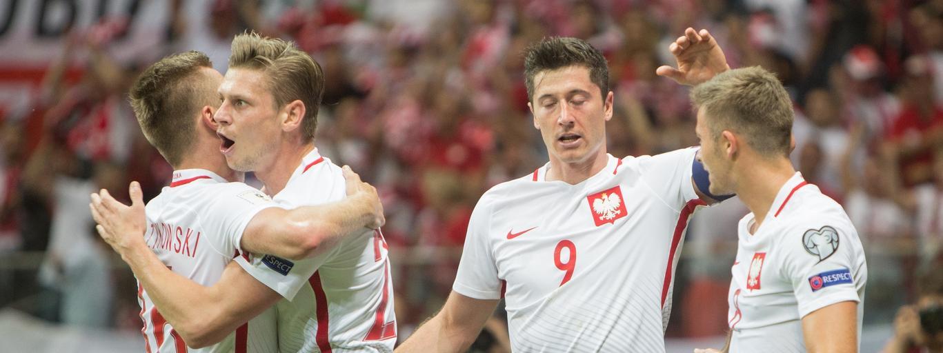 Robert Lewandowski Łukasz Piszczek reprezentacja Polski piłka nożna
