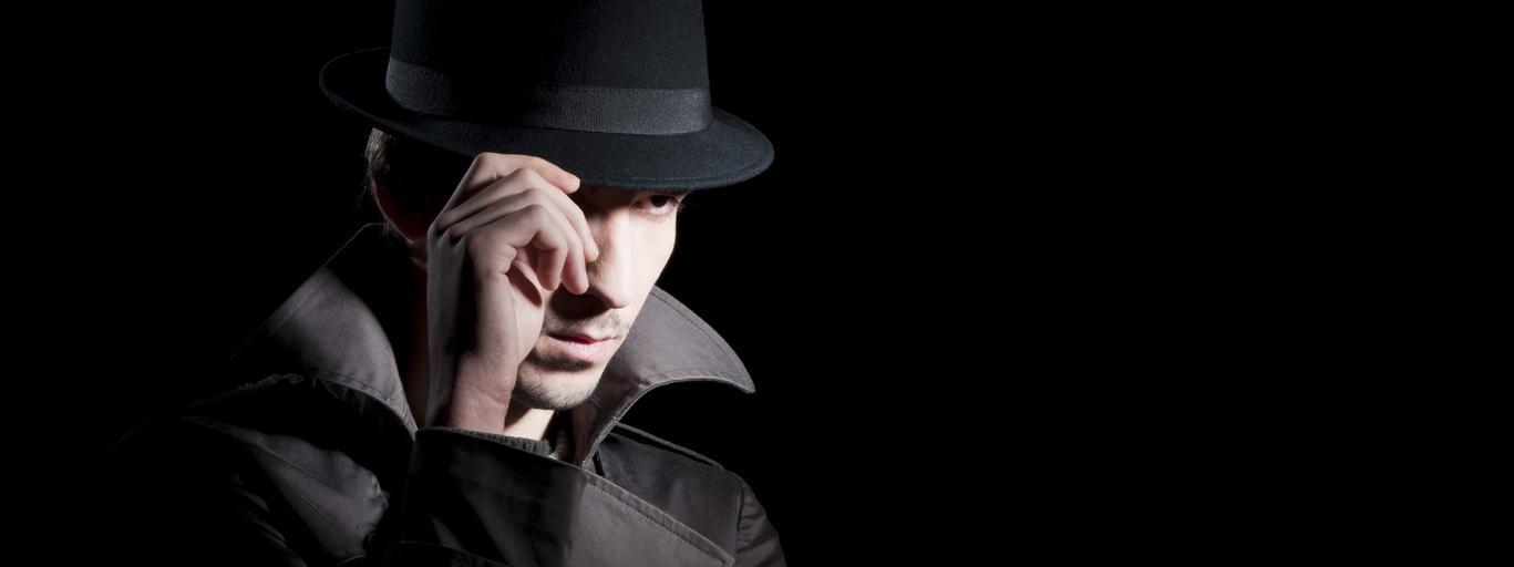 detektyw szpieg szpiedzy