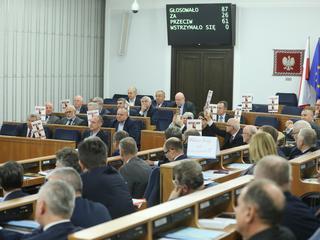 Senat przyjął ustawy o SN i KRS. Wszystko w rękach prezydenta