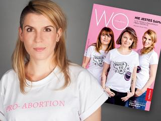 """""""Czas pozbawić kobiety poczucia winy związanego z aborcją"""""""