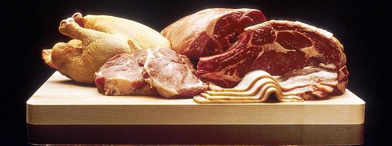 Surowa Mięso