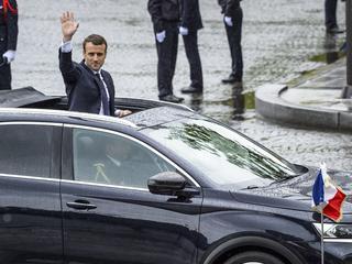 Teraz też możesz jeździć jak Emmanuel Macron. Zobacz, jak prezentuje się DS7 Crossback