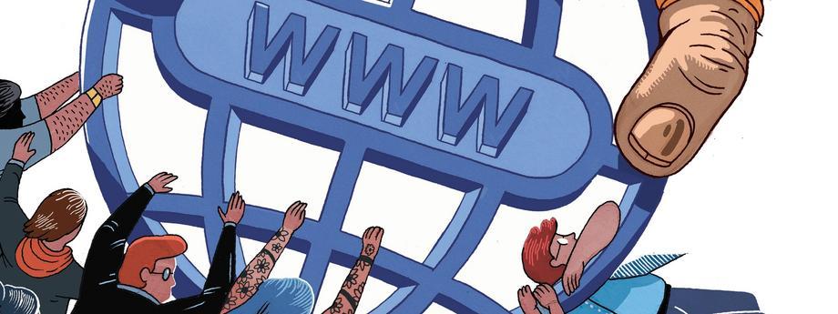 Koniec z neutralnością internetu?
