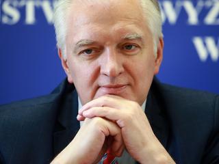 Buntownik? Te wypowiedzi Jarosław Gowina raczej nie spodobają się prezesowi Kaczyńskiemu