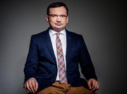 Zbigniew Ziobro prokurator generalny minister sprawiedliwośći