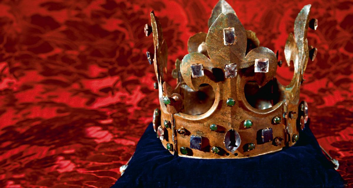Wszystkie korony króla
