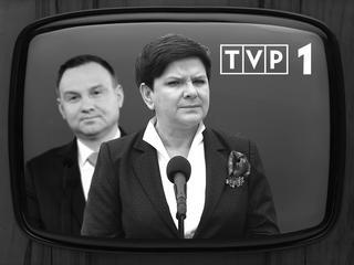 TVP zlekceważyło prezydenta