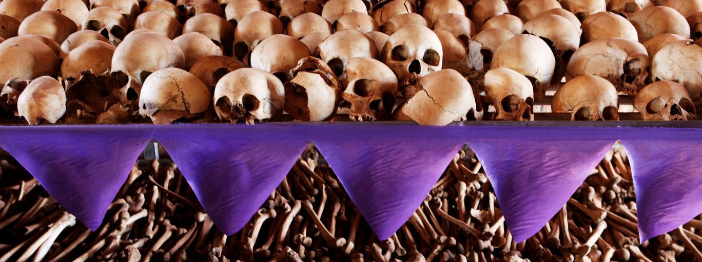 Rwanda ludobójstwo