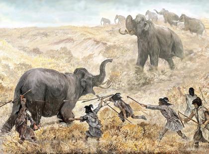 Clovis Hunters