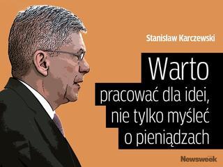 Karczewski przekonuje rezydentów, że pieniądze to nie wszystko