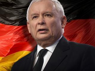 Po co Kaczyński idzie na Berlin?
