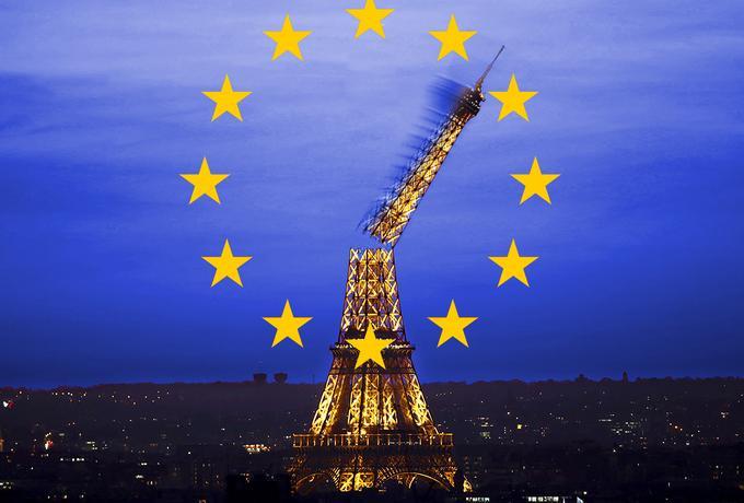 Unia winna wszystkich problemów Francji?