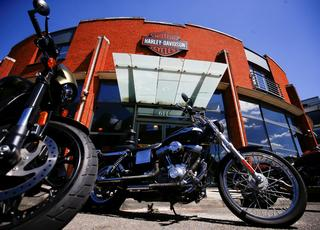 Jak Harley-Davidson zawiódł Trumpa
