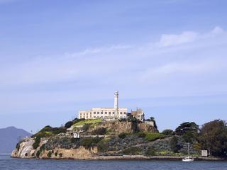 Diabelska wyspa. Ponura legenda Alcatraz