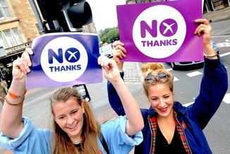 Szkocja nie chce Wielkiej Brytanii. Będzie referendum?