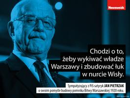 Kaczyński mówi, kiedy skończą się miesięcznice, a Trump grozi Korei wojną nuklearną