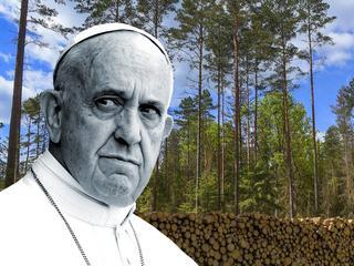 """Nawet papież już wie o """"lex Szyszko"""""""