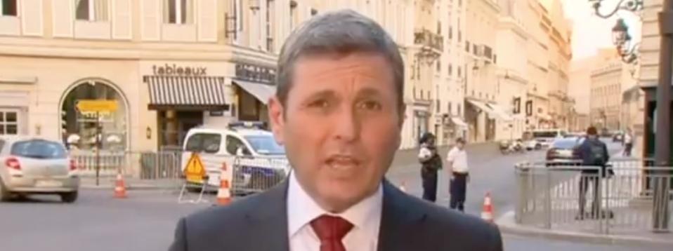 Chris Uhlmann dla stacji ABC na temat Trumpa
