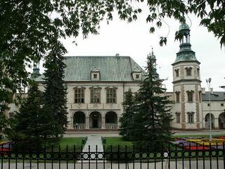 Jak wyglądają siedziby polskich biskupów?