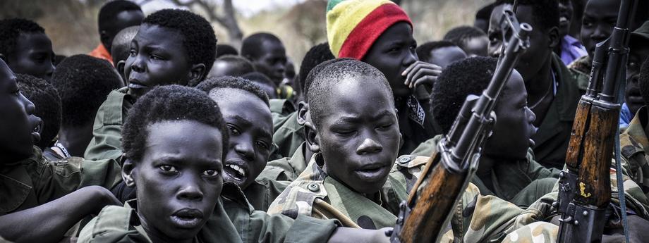Dzieci żołnierze